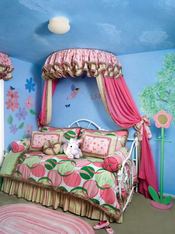 оформление детской комнаты фото 1
