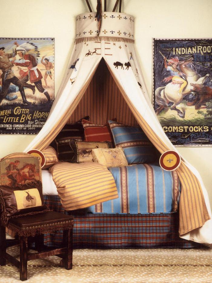 дизайн и оформление детской комнаты