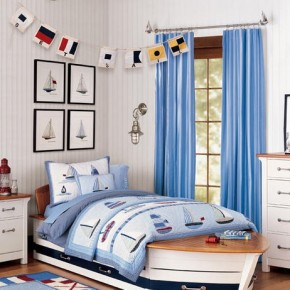 Детская комната – фото 84