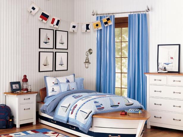 оформление детской комнаты 1