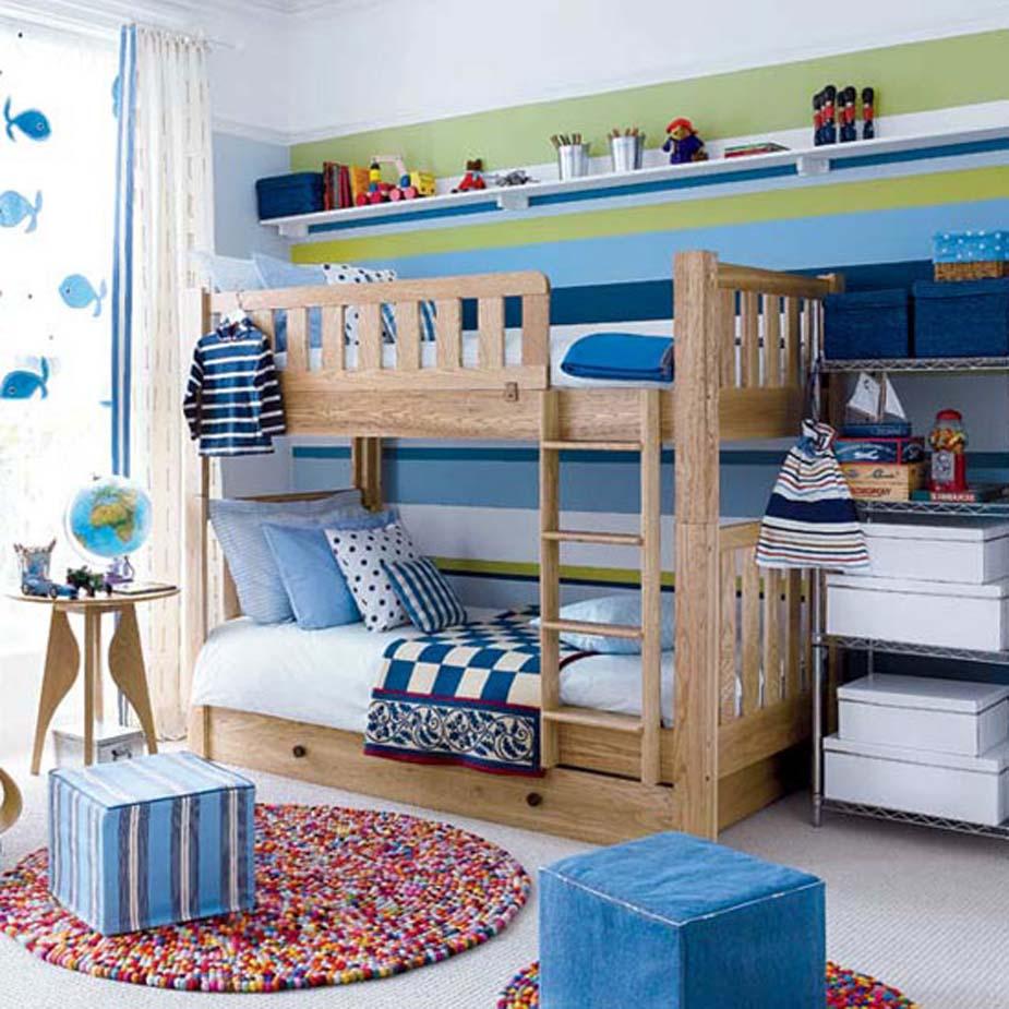 оформление детской комнаты фото 13