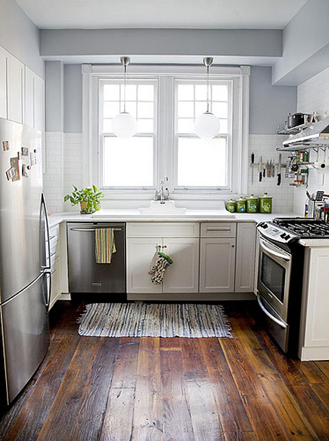 IKEA Small Spaces  Creating a small kitchen that can handle your biggest recipes