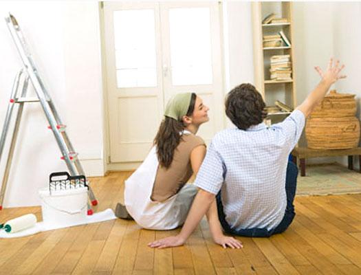 Как самой сделать ремонт в квартире