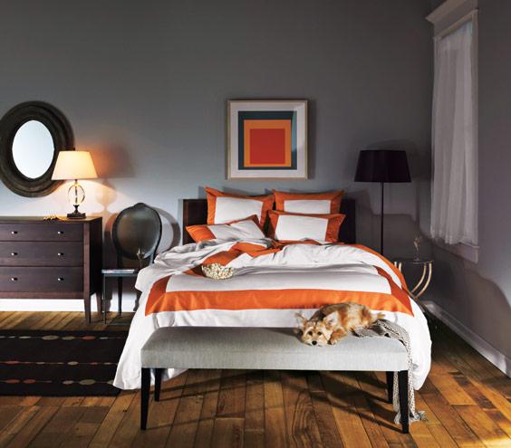 интерьер и оформление спальни