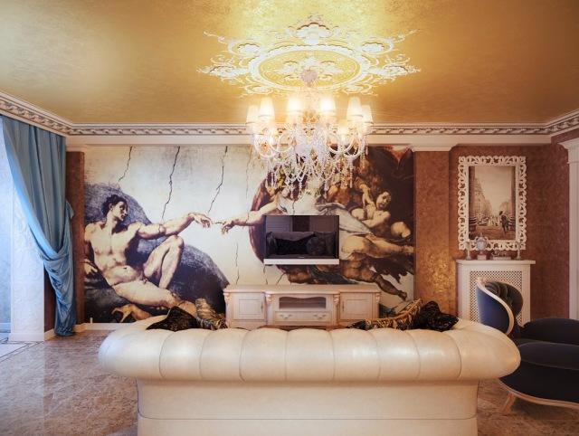 Фрески в квартире
