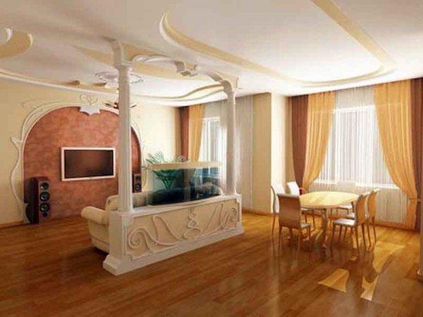 Интерьер квартиры стиль модерн