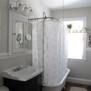 Ванные комнаты – фото 785