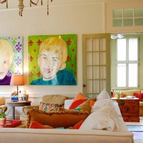 Гостиные комнаты – фото 794
