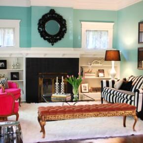 Декор гостиной – фото 797