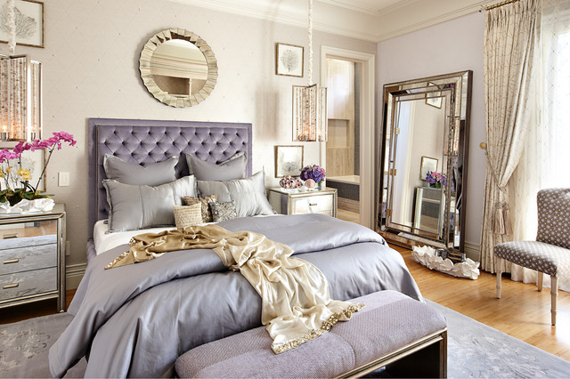 фото эклектичной спальни