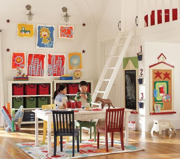 игровая комната для детей фото 1