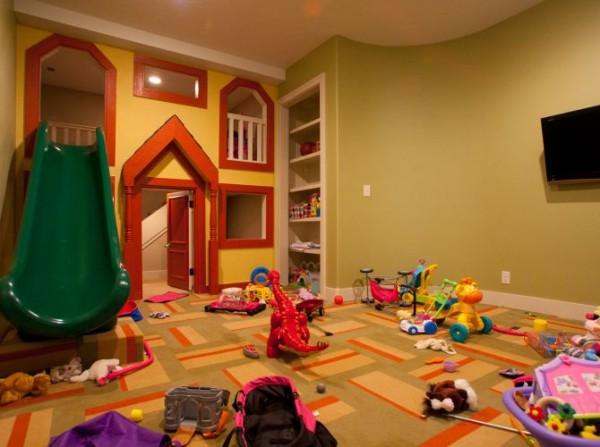 дизайн игровая комната для детей