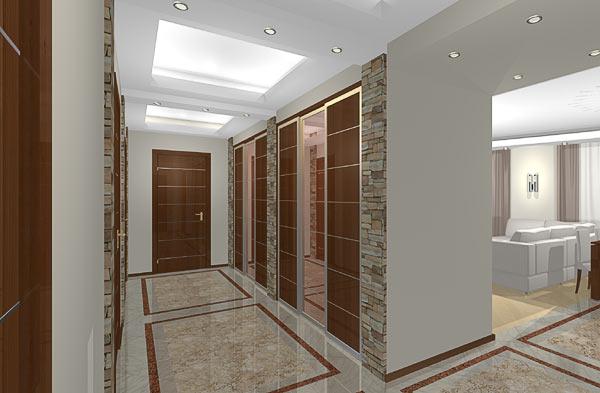Фото дизайн прихожей комнаты