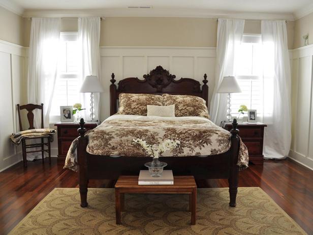 ремонт спальни 4