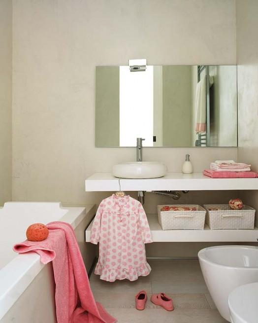 Розовая спальня фото интерьера