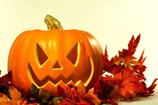 интерьер к празднику Хэллоуин