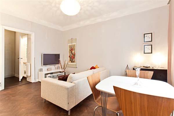 Уютная однокомнатная квартира фото 2