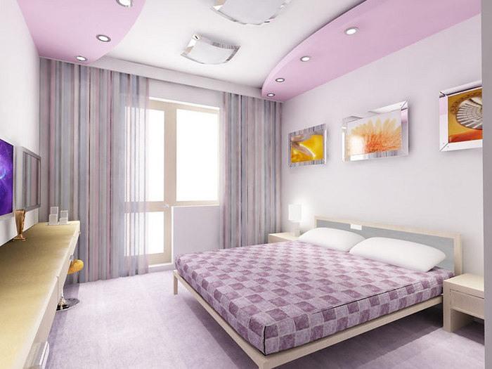 Изменить интерьер в спальне