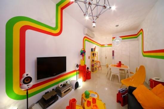 Интерьер двухкомнатной квартиры фото 11