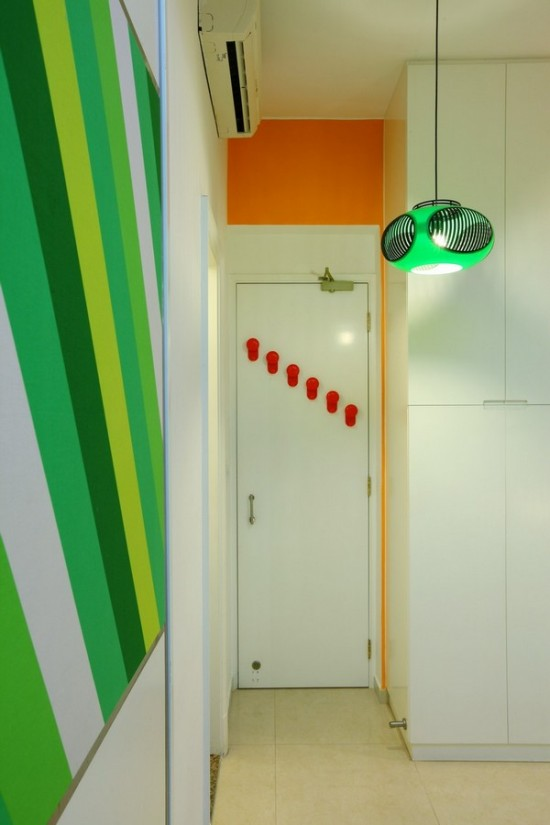 Интерьер прихожей в двухкомнатной квартире