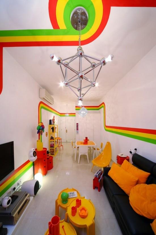 Интерьер двухкомнатной квартиры фото 10