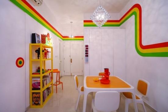 Интерьер двухкомнатной квартиры фото 9
