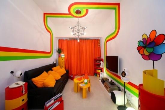 Интерьер двухкомнатной квартиры фото 7