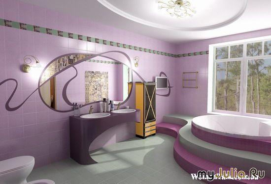 Туалеты и ванные комнаты.  Категории.