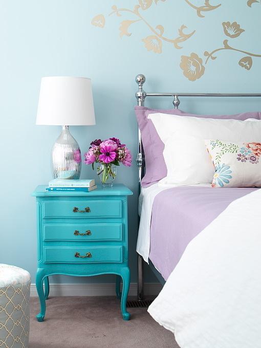 дизайн восхитительной спальни