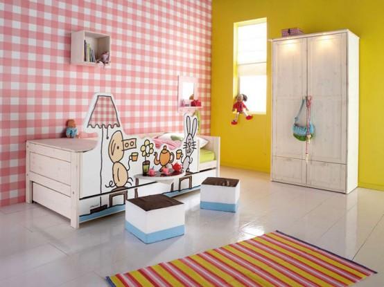 Необыкновенная детская кровать