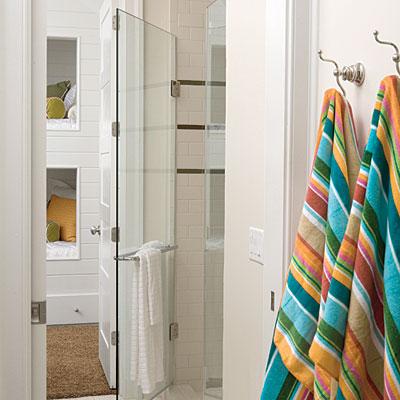 решения для детской ванной комнаты 14