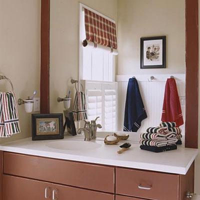 решения для детской ванной комнаты 8