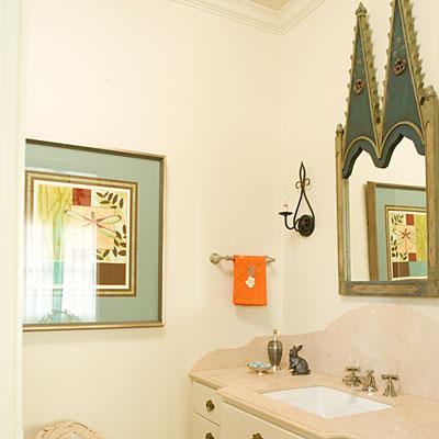 решения для детской ванной комнаты 7