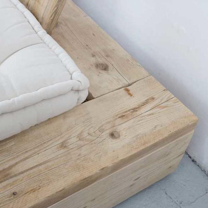 кровать в японском стиле фото