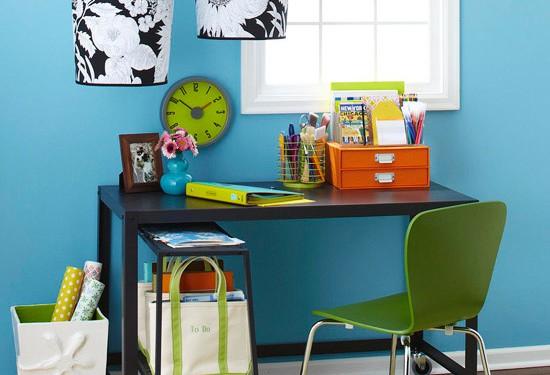 как оформить домашний офис