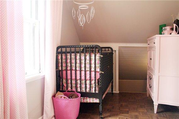 интерьер детской комнаты фото 1