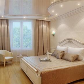 Переделка спальни – фото 370