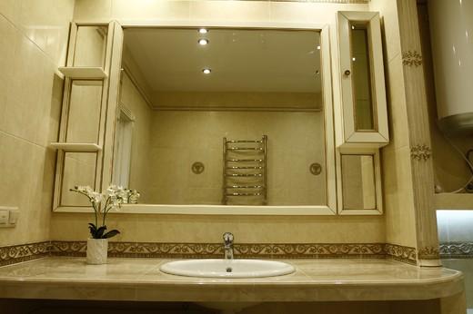 интерьер ванной в стиле ампир