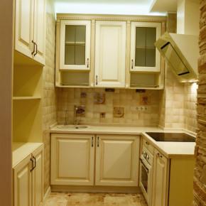 Отделка кухонь – фото 369