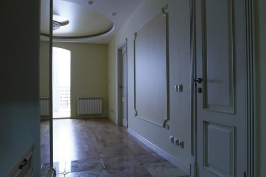 дизайн интерьера квартиры в стиле ампир