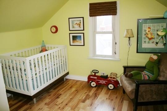 насыщенная детская комната фото 3