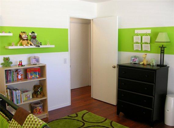комната для младенца фото 3