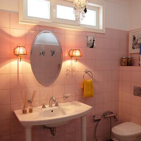 Оформление ванной – фото 381