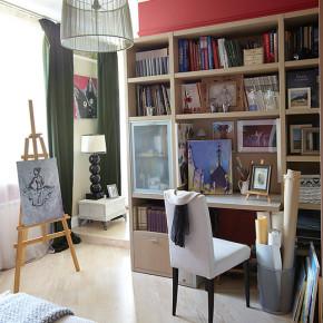 Ремонт гостиной – фото 379