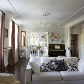 Дизайн гостиной комнаты – фото 376