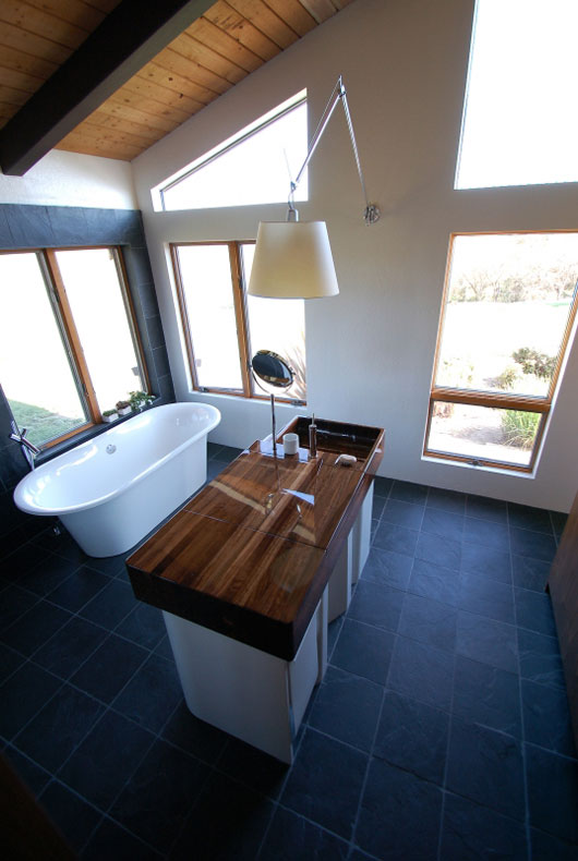 интерьер ванной комнаты фото 3