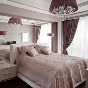 Дизайн спальни – фото 376