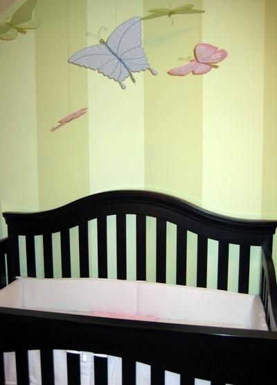 симпатичная детская комната фото 2