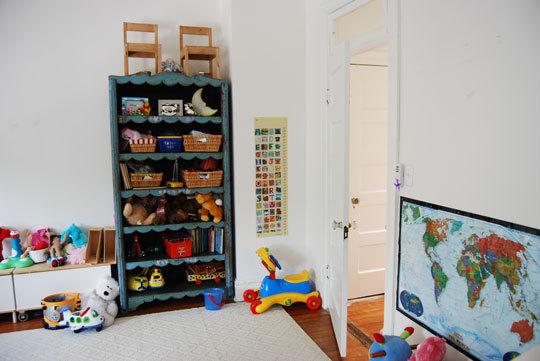Продуманная детская комната фото 1
