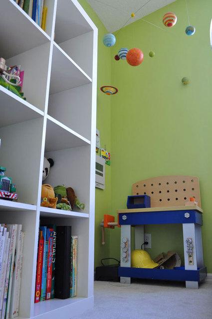 детская комната дизайн фото 4